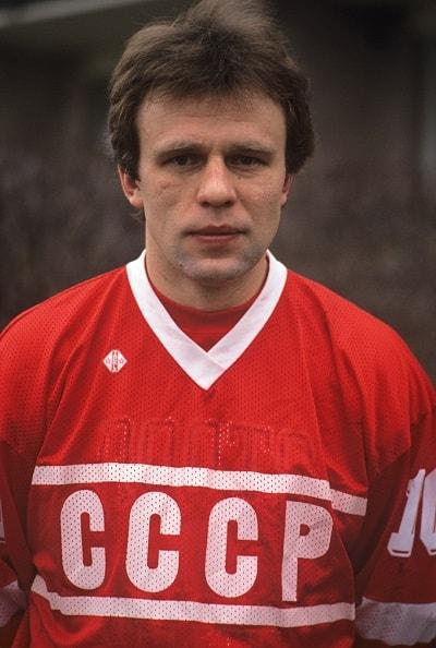 Fetisov Vyacheslav Aleksandrovich